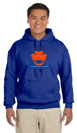 Win a Gatorchatter hooded pullover!